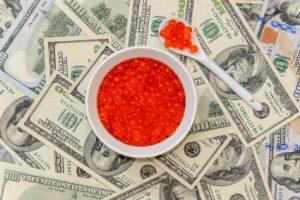Dineros con blog sobre comidas